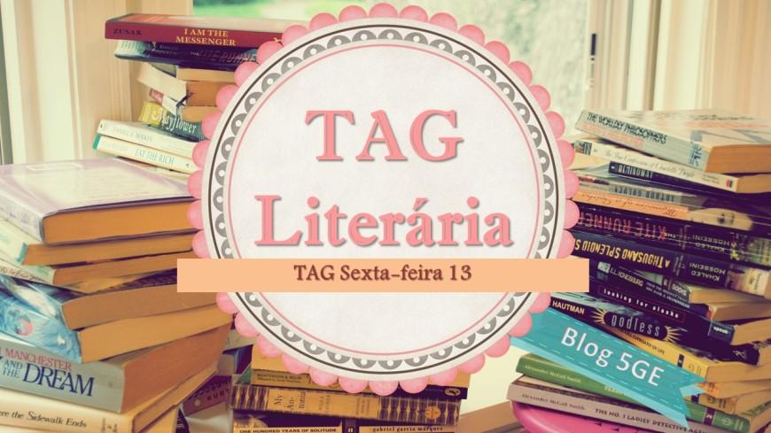 TAG literária 13